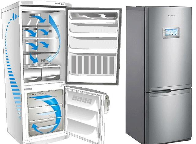 неисправность таймера оттайкихолодильника с системой No Frost