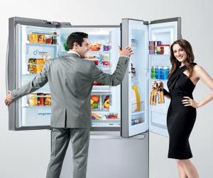 ремонт холодильник не выключается