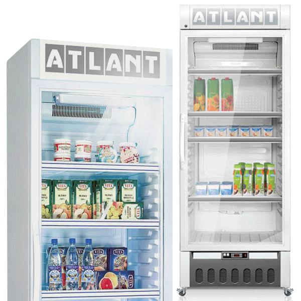 ремонт торгового холодильного оборудования Атлант