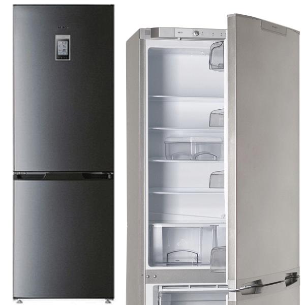 ремонт электронного блока управления холодильника Атлант