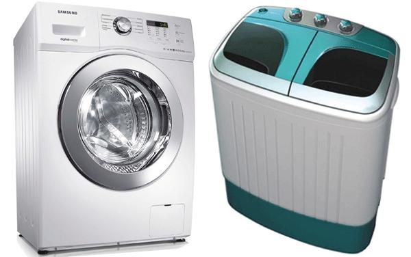 автоматические и полуавтоматические стиральные машины